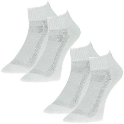 2 Pair Performance Quarter SMU Puma Golf Sports socks Ladies Coolmax