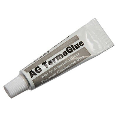 AG Termoglue Thermal Conductive Heatsink Glue Adhesive Compound 10 grams Tube