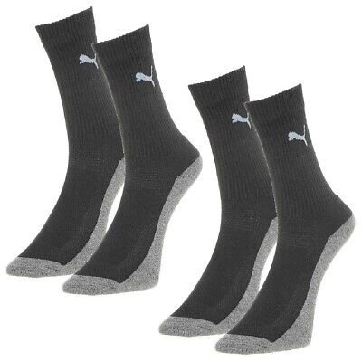 2 Pair Performance Crew SMU Size 35-38 Puma Golf Sports Golf socks Coolmax