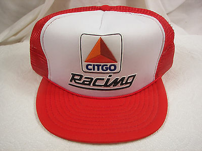 NOS Vintage Citgo Racing Hat 1990's One Size