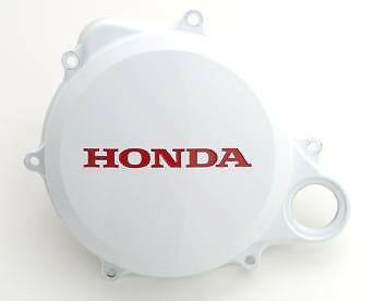 Honda Genuine CRF250R Clutch Cover White 08F48-KRN-100B
