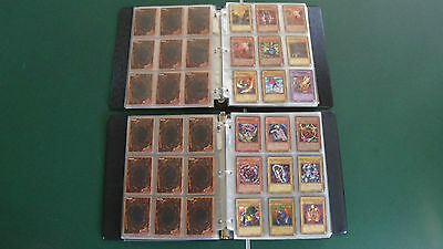 425 Yu-Gi-Oh cards of all classes Put Into 2 Black Binders