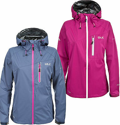 Trespass Erika DLX Women's Waterproof Jacket Stretch Breathable Windproof
