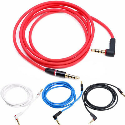 1.2M Cavo Audio Maschio a Maschio Jack 3,5mm AUX Stereo per MP3 Speaker Cuffie