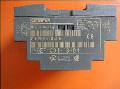 USED Siemens Power Supply 6EP1331-1SH01 tested