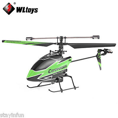 Wltoys V911 - 1 4CH 2.4GHz RC Gyroscope Remote Control Helicopter