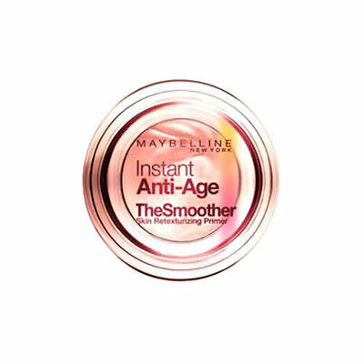 MAYBELLINE Instant Anti-Age The Smoother Skin Retexturising Primer 7ml