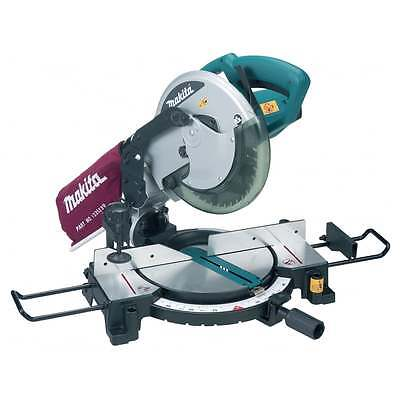 Makita Chop Saw MLS100 Mitre Saw 255mm mitre saw 110v or 240v Available