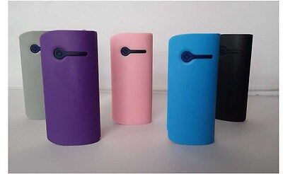 4000mAh Power Bank USB Mobile Phone External Battery Back up Charger With Torch