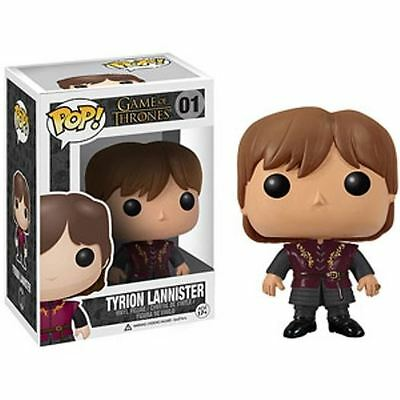 POP! Game Of Thrones: Tyrion Lannister - Edition 1 Funko Vynil Figure NEW