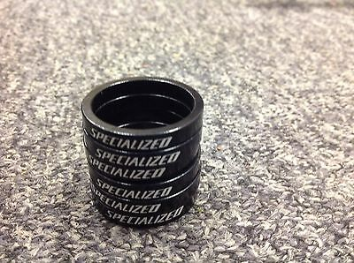 Specialized Headset Spacers 6 x 5mm