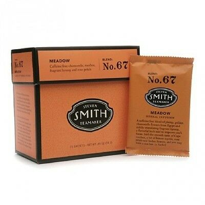 Smith Teamaker 1759 Smith Teamaker Meadow Herbal Tea - 6x15 Bag. Shipping is Fre