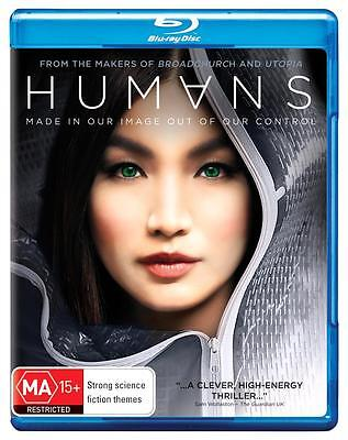 HUMANS Season 1 (Region B) Blu-Ray The Complete First Series One