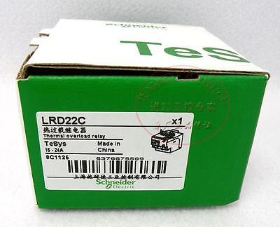 New Schneider Telemecanique Thermal Overload Relay LRD22C LRD22