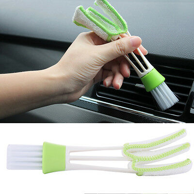 Handy Cleaning Brush Keyboard Air-condition Blinds Dusty Cleaner Duster Brush