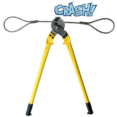 """HEAVY DUTY 24"""" WIRE & CABLE CUTTER Electrical Tool 600mm2 NEW US Free Shipping"""