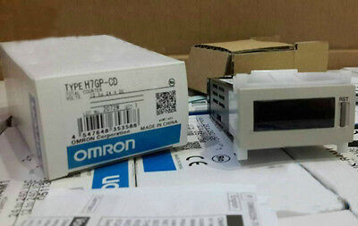 Omron Total Counter H7GP-CD New In Box