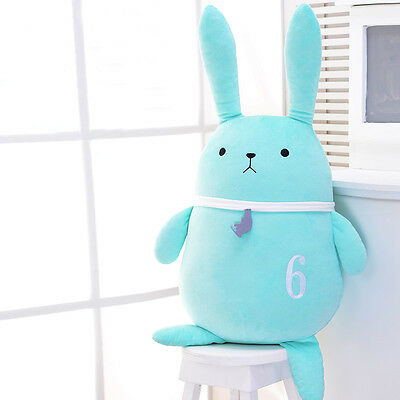 Plush Doll Stuffed Toy by Anime Tsukiuta The Animation Rui Minazuki Light Green
