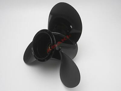 For SUZUKI 25, 30 HP Propeller 58100-96430-019, 58110-96331-019 3X10 1/4X12
