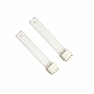 Twin Pack 24w watt PLL Replacement UV Bulb Lamp for Pond Filter UVC