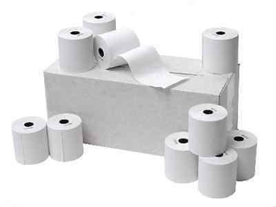 80x80mm Thermal Paper Till Rolls for use on EPSON Printers 20 rolls per case