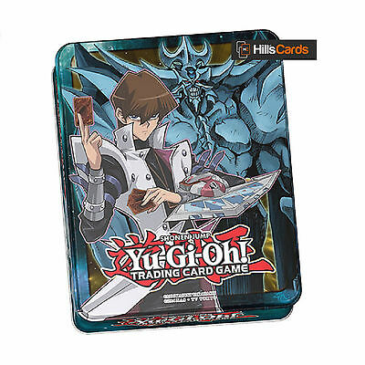 YuGiOh Cards Mega Tin 2016 Kaiba -Obelisk the Tormentor + Blue Eyes White Dragon