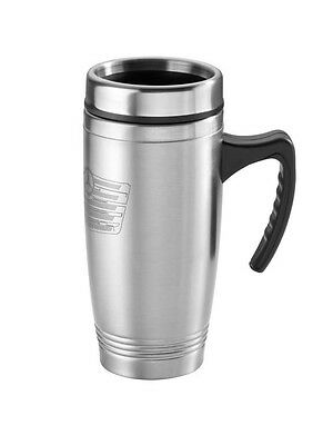 Genuine Mercedes-Benz Silver Stainless Steel Thermo Mug Flask B67870654 NEW