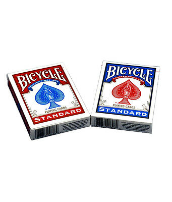 1 Deck of Bicycle Playing Cards