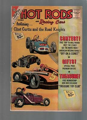 Hot Rods and Racing Cars #55 and #56 lot of 2