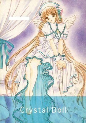 Doujinshi Chobits Crystal Doll by Milk Crown Hideki x Chi 18 pages