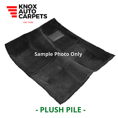 Moulded Car Carpet To Suit Toyota Hilux 2005-2012 Single & Dual Cab