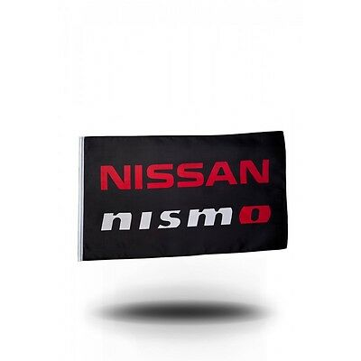 Nissan Motorsports Team Flag (Ns031)