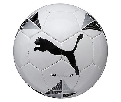Puma Pro Training HS Soccer Ball- Size 5, 4, 3- 100% Official Puma Product