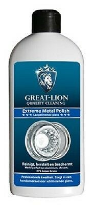 Great Lion Extreme Metal Polish 475g Flasche