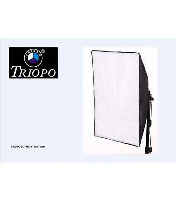 TRIOPO SOFTBOX 50 X 70cm CON ADAPT. BOWENS