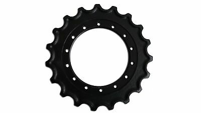 Turas Antriebsrad Sprocket f Komatsu PC78MR-6 PC78US-6 PC78UU-6 PC78UU-6