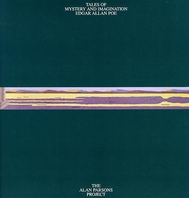 The Alan Parsons Project-Tales Of Mystery And Imagination (1987Remix Album) Neu
