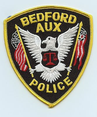 Bedford Auxiliary Police, Ohio, USA Shoulder/Uniform Flash/Patch