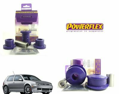 Kit Boccole Silent Block Powerflex Braccio Anteriore VW Golf IV 4 incl. GTI