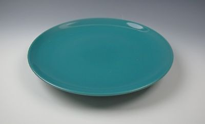 Iroquois Pottery CASUAL-TURQUOISE Dinner Plate(s) Very Good