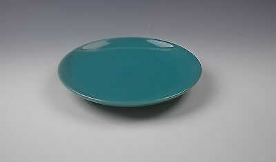 Iroquois Pottery CASUAL-TURQUOISE Salad Plate(s) Very Good