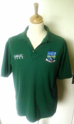 County Fermanagh (Ireland) GAA Gaelic Football Jersey (Adult Medium)