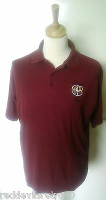 Aylesbury RFC Official Rugby Union Polo Shirt (Adult Large)