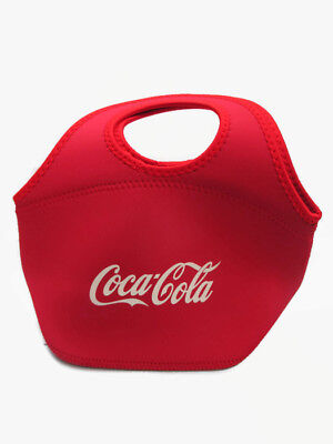 Coca-Cola Zipper Lunch Bag - FREE SHIPPING