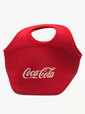 Coca-Cola Zipper Lunch Bag