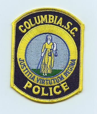 Columbia Police, South Carolina, USA Shoulder Flash/Patch