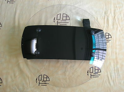 China Police Antiriot Shield/Clear Polycarbonate Anti-Riot - Blank Antiriot,(A)