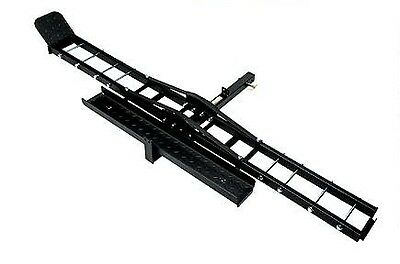 BikeMaster Receiver Hitch 500 lbs Capacity Motorcycle Carrier