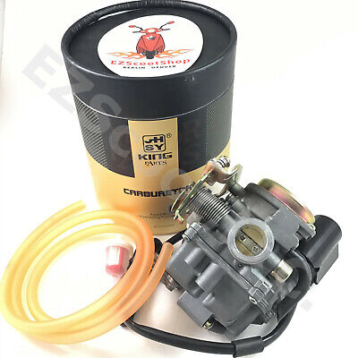 PERFORMANCE SPORT CARBURETOR 50-80cc GY6 4 STROKE CHINESE SCOOTER TAOTAO PEACE