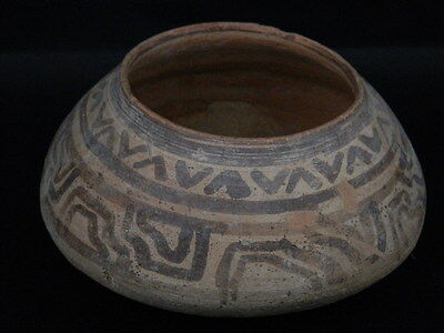 Ancient Large Size Teracotta Painted Pot Indus Valley 2500 BC   #PT15149